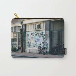 Streets of Amsterdam Carry-All Pouch