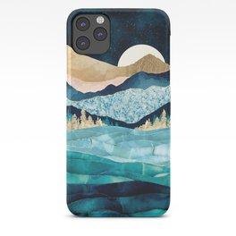 Midnight Ocean iPhone Case