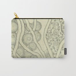 Vintage Cell Biology Carry-All Pouch