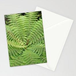 Koru at the Chasm Stationery Cards