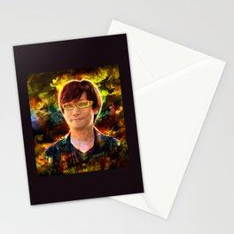 Hideo Kojima Stationery Cards