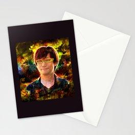 Hideo Kojima Stationery Cards