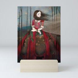 hildegarde Mini Art Print