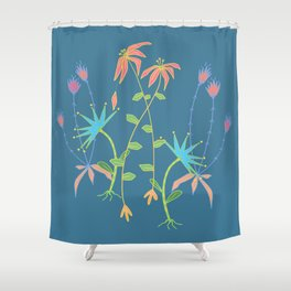 Bouquet for Mom Shower Curtain