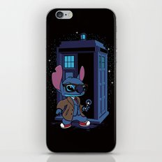 The 626th Doctor iPhone & iPod Skin
