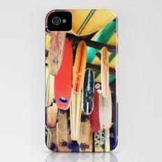 surfs up! iPhone (4, 4s) Slim Case