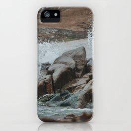 Waters of Fanad Head iPhone Case