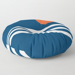 Swell - Marina Floor Pillow