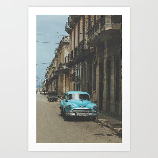 Havana VIII Art Print
