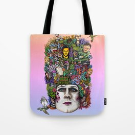 THE GOLDEN GOD Tote Bag