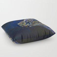 In The Beginning #2 Floor Pillow