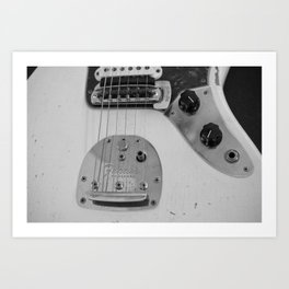Classic Guitar 1 Art Print