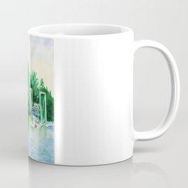 Shrimp Boat Coffee Mug