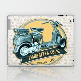 LAMBRETTA 125 B Laptop & iPad Skin