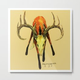 Emery Metal Print