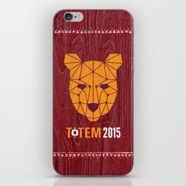 Totem Festival 2015 iPhone Skin