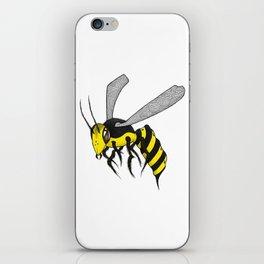 Yellow Jacket iPhone Skin