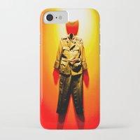 military iPhone & iPod Cases featuring MILITARY DRESS by Alejandra Triana Muñoz (Alejandra Sweet