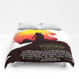 Rey Skywalker Comforters