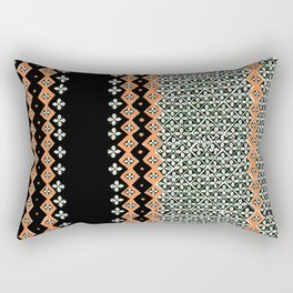 Mud Cloth Rectangular Pillow