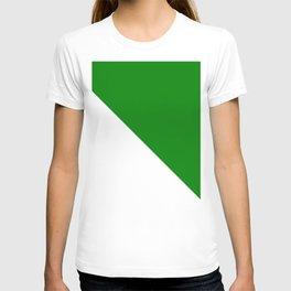 Flag of siberia Сиби́рь T-shirt