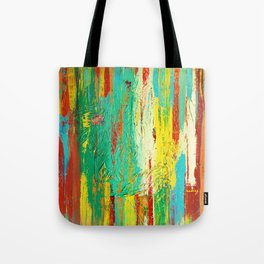All That We See by Nadia J Art Tote Bag