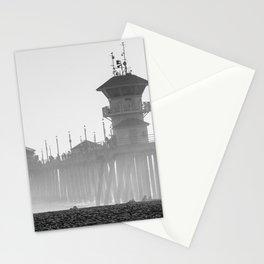 Huntington Beach Pier Stationery Cards