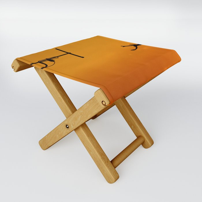 Sunset Folding Stool