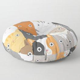 Herded Cats Floor Pillow