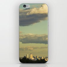 Sky above iPhone & iPod Skin
