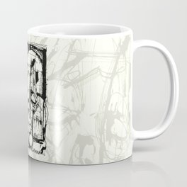 Drained Coffee Mug