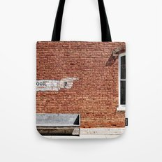 NO.... Window! Tote Bag