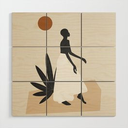 Dance Wood Wall Art