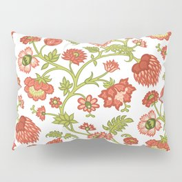 Rococo Floral Pattern #5 Pillow Sham