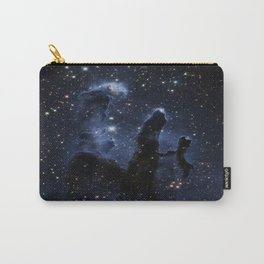 galAXY : Dark Blue Pillars of Creation Carry-All Pouch