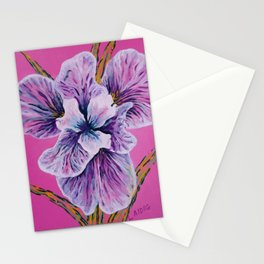 On Persian Pink Stationery Cards