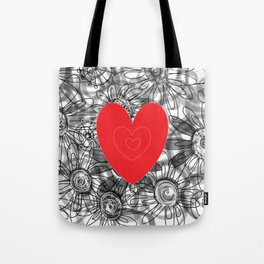 love for ever Tote Bag