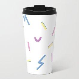 Jazzy Confetti Dance Party Travel Mug