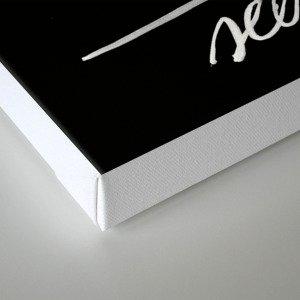 LINES /2/ Canvas Print