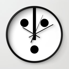 REALLY? Wall Clock