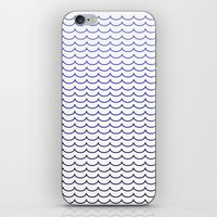 gradient iPhone & iPod Skins featuring Gradient  by Shelby Thompson
