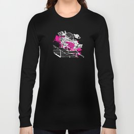SHRED-209 Long Sleeve T-shirt