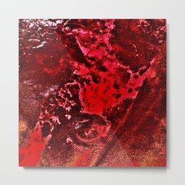 bloodland Metal Print