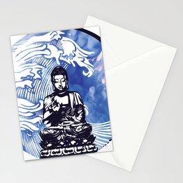 Deepwater Buddha Stationery Cards