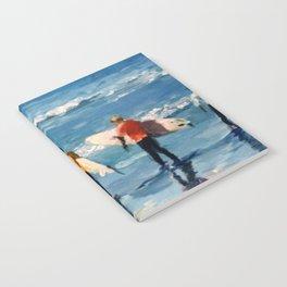 Crown City Surf Kids Notebook
