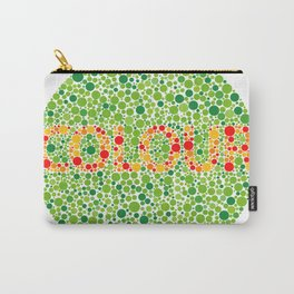 Colour Blindness Carry-All Pouch