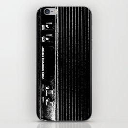 Old Video Game iPhone Skin