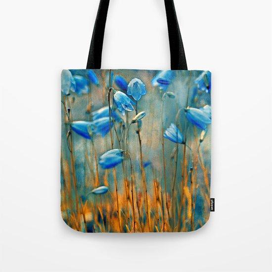 Bluebells. Tote Bag