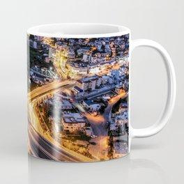 Light Trails Coffee Mug
