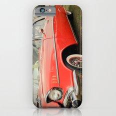 1957 Chevrolet Bel Air Convertible iPhone 6s Slim Case